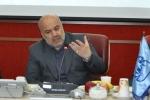 روزبه استاندار قزوین در جلسه شورای استاندارد