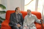 حضور دکتر لاریجانی  رئیس مجلس شورای اسلامی در قزوین