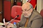 روزبه استاندار قزوین در جلسه شورای هماهنگی مبارزه با مواد مخدر