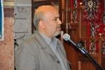 روزبه استاندار قزوین در دیدار با مردم روستای کیخنان