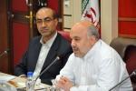 روزبه استاندار قزوین در جلسه شورای هماهنگی توسعه استان