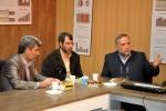 بازدید معاون سیاسی از مرکز بهداشت شهید بلندیان