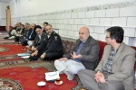روزبه استاندار قزوین در جلسه خانه مشارکت مردم در سلامت