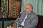 روزبه استاندار قزوین در جلسه شورای اقامه نماز استان