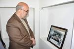 روزبه استاندار قزوین در بازدید از موزه آموزش و فرهنگ