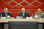 روزبه استاندار قزوین در نشست با احزاب