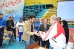 روزبه استاندار قزوین در جلسه شورای اداری با موضوع ورزش