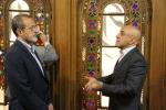 بازدید آقای کبگانیان عضو شورای عالی انقلاب فرهنگی کشور از  دانشگاهها و آثار تاریخی شهر قزوین