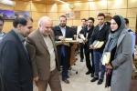 دیدار روزبه استاندار قزوین با تهیه کننده و کارگردان فیلم شیار 143