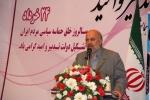 روزبه استاندار قزوین در همایش سالروز حماسه 24 خرداد