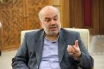 دیدار روزبه استاندار قزوین با رئیس صندوق توسعه کشور