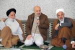 روزبه استاندار قزوین در جلسه شورای اقامه نماز