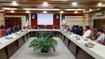 علی اکبرسلیمانی،فرماندارآوج، جلسه، استاندار،سرمایه گذاران