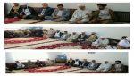 علی اکبرسلیمانی،فرماندارآوج، جلسه،مبلغین،ماه رمضان
