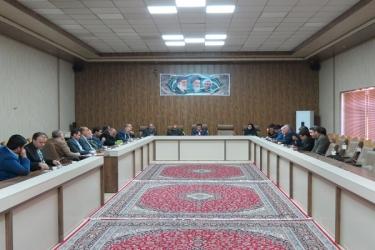 علی اکبرسلیمانی،فرماندارآوج، شرکت تعاونی، توسعه،عمران