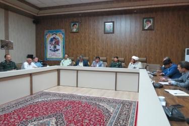 علی اکبرسلیمانی،فرماندارآوج،کنگره شهدا