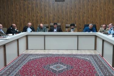 علی اکبرسلیمانی،فرماندارآوج، شورای ترافیک