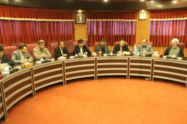 درافشانی معاون توسعه مدیریت و منابع انسانی استانداری قزوین