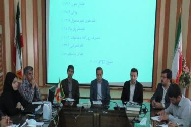 کارگروه سلامت و امنیت غذایی شهرستان قزوین