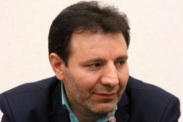 علیخانی بخشدار مرکزی قزوین