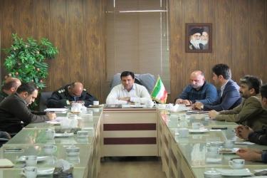 علی اکبرسلیمانی،فرماندارآوج، بحران