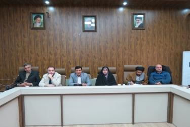 علی اکبرسلیمانی،فرماندارآوج، کمیته اجتماعی،فرهنگی، بیدخام
