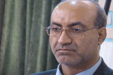 منوچهر حبیبی معاون امور عمرانی استاندار