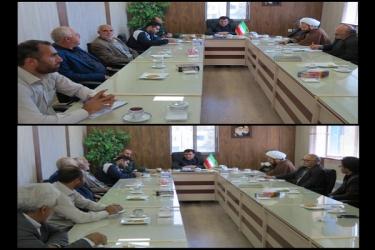 علی اکبرسلیمانی،فرماندارآوج، هماهنگی، یادواره شهدا،آبدره